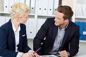 Ausfallversicherung - Beratungsgespräch