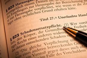 Betriebshaftpflichtversicherung - Schadensersatzansprüche verhindern