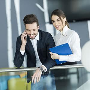 Berufshaftpflichtversicherung Handelsvertreter - Angebote vergleichen