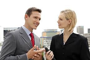 Berufshaftpflichtversicherung Makler – Makler im Gespräch