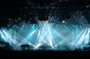 Veranstaltungshaftpflichtversicherung - Konzertbühne